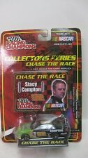 Nascar Chase The Race #92 Stacy Compton Autographed Dodge 164 Diecast NEW dc1380