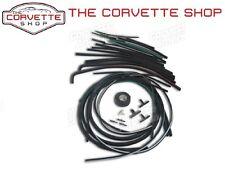C3 Corvette Headlight Wiper Vacuum Hose & T Kit 1969 0111