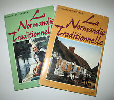La Normandie Traditionnelle - Fernand Lechanteur - 2 Tomes