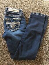 rock revival skinny jeans 25