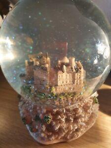 Vintage Elgate Edinburgh Castle Snow Globe