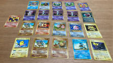 Old Pokemon card & carddass lot Pikachu / Mewtwo etc