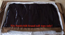 1997-2006 Jeep Wrangler (only fits) Smittybilt Soft Top Rear Tinted Window Spice