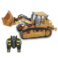 1:16 RC Truck Loader Remote Control Excavator Toy Engineering Vehicle Kids Model