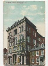 Orpheum Theatre Reading Pa USA Vintage Postcard 317a