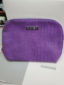 NEW Rodan + Fields Purple Cosmetic Bag NEW