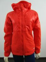 NWT Womens M Mountain Hardwear Kor Strata Alpine Hoody Insulated Jacket - Red