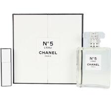 Chanel No5 L'eau Eau De Toilette 100ml + 7ml Set New And Sealed