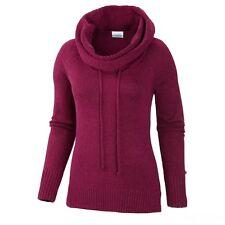 NEW Columbia Women's She Pines Alpine II Cowl Neck Sweater Size XS $75