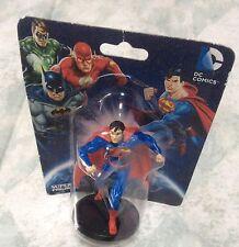 New Monogram DC Comics SUPERMAN PVC Figurine Cake Topper Figure NIP