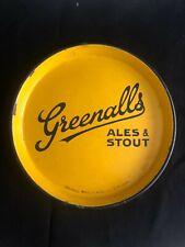 Porcelain Greenalls Ales and Stout Tray - Canada