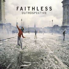 Faithless - Outrospective vinyl NEW/SEALED IN STOCK