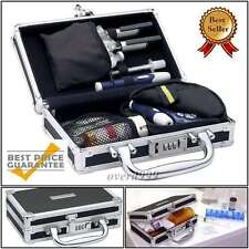 Medicine Case Box Pocket Pills Storage Organizer Secure Safety Lock Handle Carry
