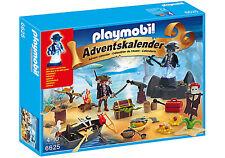 PLAYMOBIL Adventskalender geheimnisvolle Piratenschatzinsel 6625