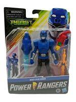 Power Rangers Beast-X Blue Ranger Beast Morphers Action Figure New