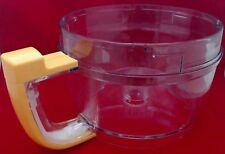 W10159635 - KitchenAid Food Processor Buttercup Work Bowl