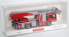 Wiking 062704 vigili del fuoco-Metz DL 32 (MERCEDES-BENZ ECONIC) 1:87