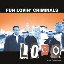 Fun Lovin Criminals - Loco [New CD] Explicit