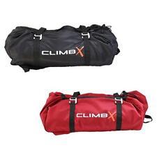 New Rock Climbing Rope Kit Bag Folding Shoulder Straps Outdoor Camping Hiking