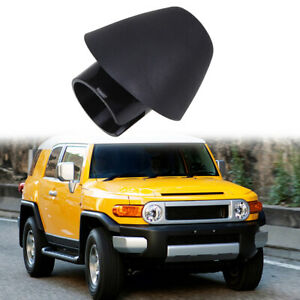 Fit Toyota FJ Cruiser 2010-2017 Antenna Base Bezel Ornament Replaces Cover Trim