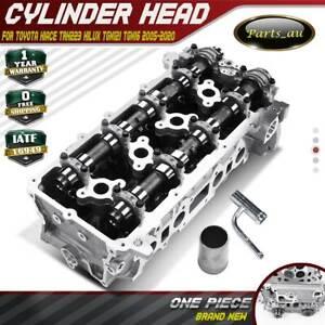 2.7L Cylinder Head Assembly for Toyota 2TR-FE Hilux TRH223 HiAce TRH201 TRH221