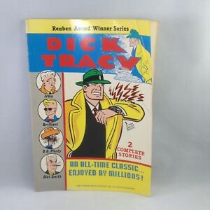 Dick Tracy, Reuben Award Winner Series, 2 Complete Stories