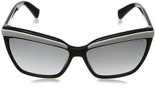 Police Eyewear Women's S1877M-07VB Cateye Sunglasses Black