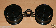 Tamiya 58370 Dark Impact/DF03/DF-03, 0440210/10440210 Rear Wheels (2 Pcs.), NEW