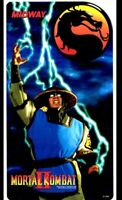 Mortal Kombat 2 Arcade Side Art Conversion Size Mk2 MKll Midway 2pc
