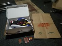 Nike Zoom Freak1 Employee Of The Month Sz 13 Special Box Coming to America nba