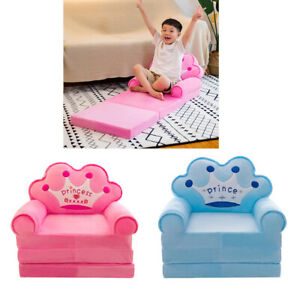 Baby Cartoon Learning Sofa Cover Lazy Seat Baby Toy Multifunctional Children