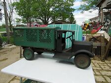Antique 1920/30s Keystone Packard U.S.Mail/Express Truck Heavy Pressed Steel Toy