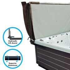 Puri Tech Elevate Top Mount Hydraulic Spa & Hot Tub Cover Lift Removal System