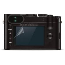 Leica Q LCD Klar Anzeige Schutz Folie