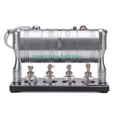 Hot Live Steam Engine Cylinder Unibody Design Education Toy Model GL-002 G