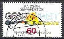 BUND Nr.1232 Anti Raucher Kampagne 1984, gestempelt