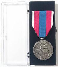 Médaille DEFNAT Défense Nationale ordonnance ARGENT - Armée Française