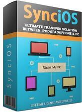 Iphone/ipod/ipad transfert ios transfert media video/photos et sauvegarde sms