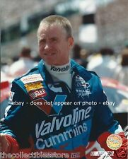 MARK MARTIN VALVOLINE CUMMINS ROUSH RACING NASCAR WINSTON CUP 8 X 10 PHOTO #05