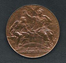 1889 REPUBLIQUE FRANCAISE / PARIS / BRONZE MEDAL BY LOUIS BOTTÉE / M23a