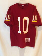 Washington Redskins Robert Griffin t-shirt-Throwback style-Large