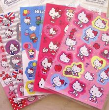SALE!! Set of 5pcs Assorted 2013 Hello Kitty Paper Sticker