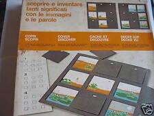 Boselli IARD,COPRI SCOPRI scatola DANESE 1974