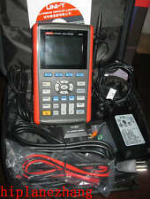 Handheld Color 25mhz Oscilloscope Scopemeter 200mss Multimeter 2in1 Usb 1025cl
