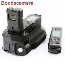 Meike MK-A7II Pro Battery Grip 2.4G Remote for Sony E NEX A7 II A7R II VG-C2EM