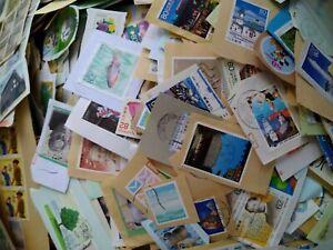 Japan 3.4kg  JUNK COMMEMORATIVE STAMPS ! on paper  kiloware! garbage! trash!