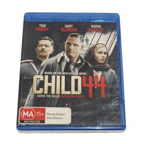 Child 44 Bluray  Region B Tom Hardy