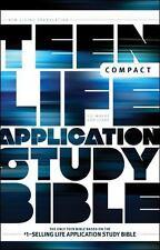 Teen Life Application Study Bible-NLT-Compact (Paperback or Softback)
