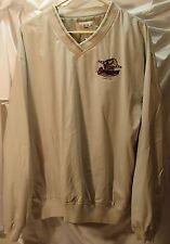 Erie Seawolves Minor League Baseball Pullover Windbreaker Jacket Mens M Detroit
