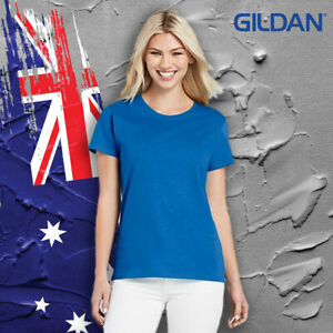 --Gildan® 5000L Heavy Cotton™ Ladies' T-Shirt